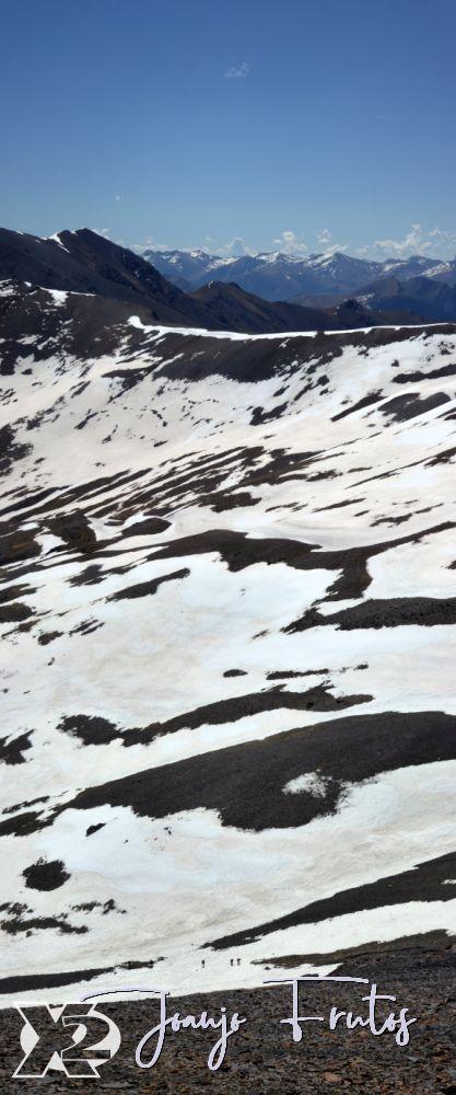 Panorama 2 001 1 - Pedales en Estibafreda 2.697 m, Valle de Benasque.