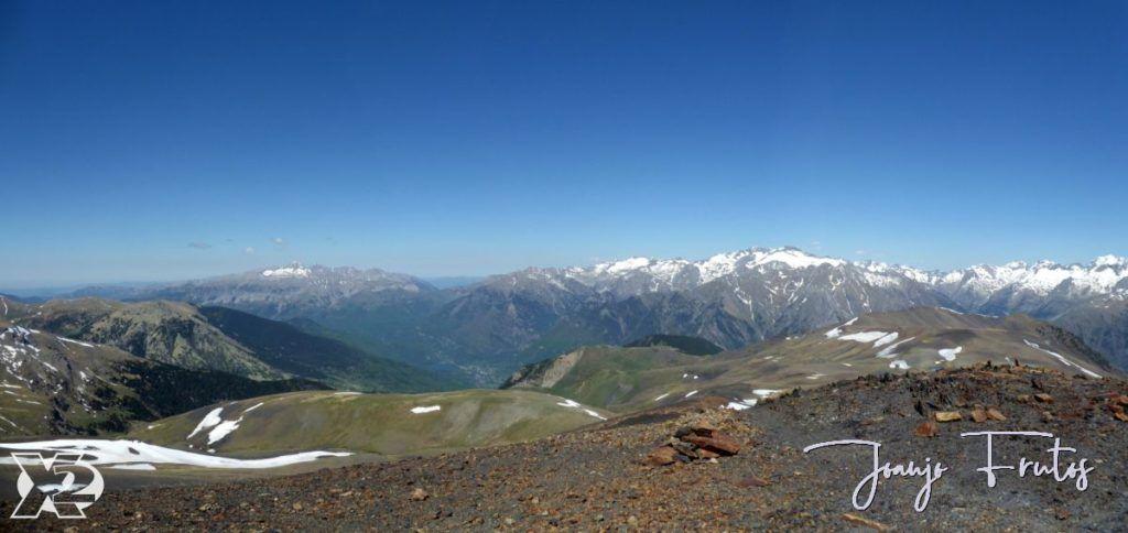 Panorama 4 001 1024x484 - Pedales en Estibafreda 2.697 m, Valle de Benasque.