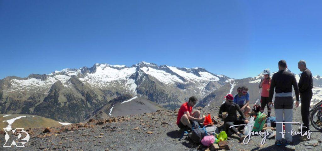 Panorama 6 001 1024x480 - Pedales en Estibafreda 2.697 m, Valle de Benasque.