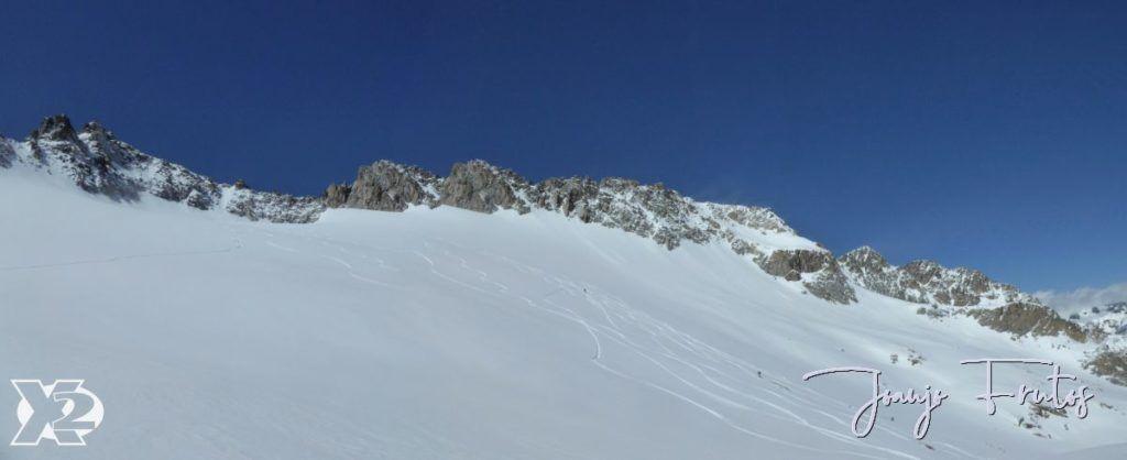 """Panorama 6 1024x418 - Maladetas, encontrando el """"powder"""" en junio."""