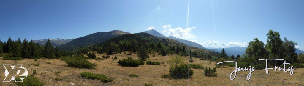 Panorama 1 001 1 1024x292 - Santa Margarita a pie ... Valle de Benasque.