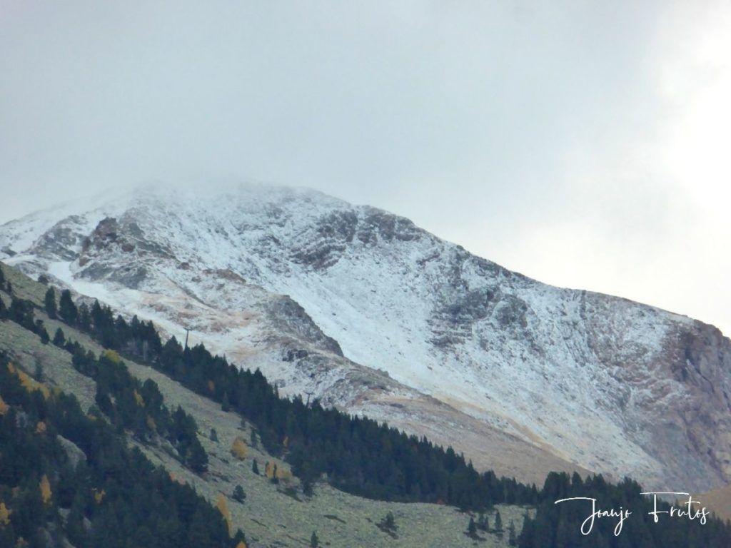 P1290906 1024x768 - Nevada de Octubre en el Valle de Benasque.