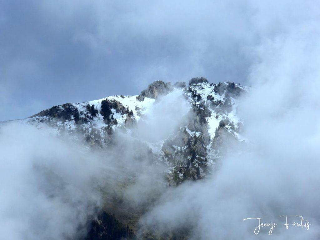 P1300040 1024x768 - Y pasaron las nevadas en el Valle de Benasque.