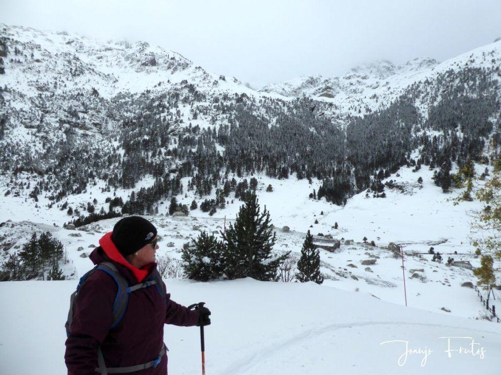P1300405 1024x768 - Votamos esquiar en familia, Valle de Benasque.