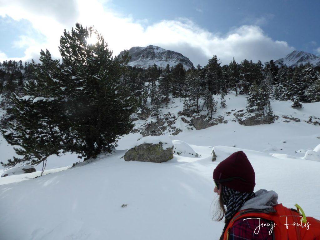 P1300429 1024x768 - Votamos esquiar en familia, Valle de Benasque.