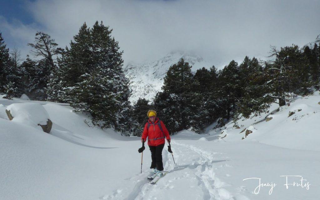 P1300432 1024x639 - Votamos esquiar en familia, Valle de Benasque.
