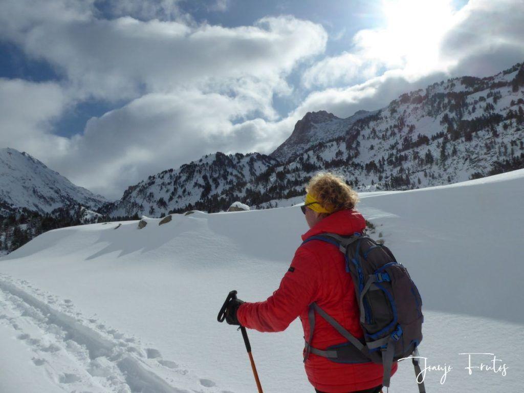 P1300438 1024x768 - Votamos esquiar en familia, Valle de Benasque.