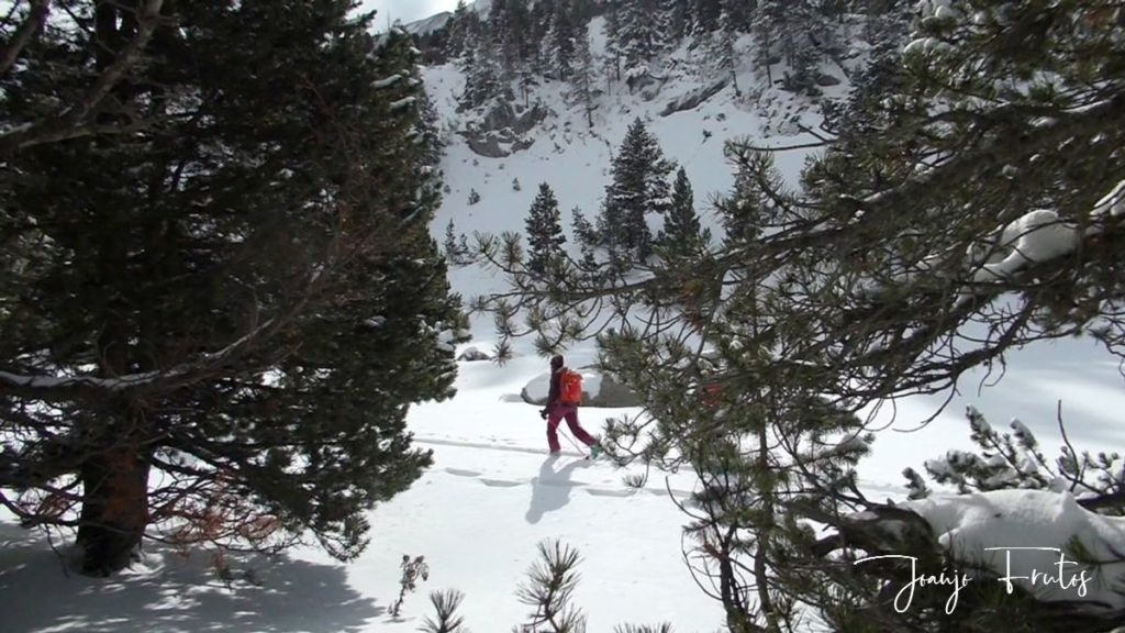 P1300453 1024x576 - Votamos esquiar en familia, Valle de Benasque.