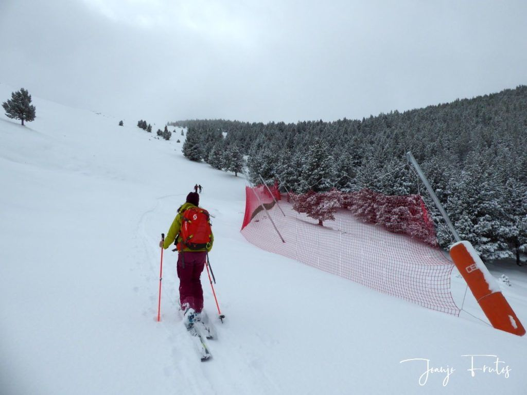 P1300515 1024x768 - Inauguramos temporada en Cerler 2019-20120 skimo.