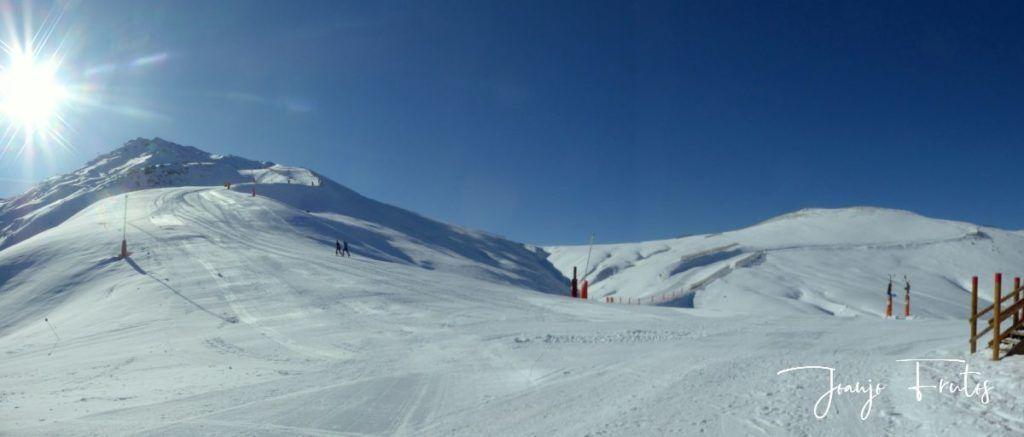 Panorama 1 3 1024x437 - Gallinero el último de skimo en noviembre.