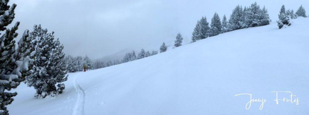 Panorama 2 1 1024x381 - Inauguramos temporada en Cerler 2019-20120 skimo.