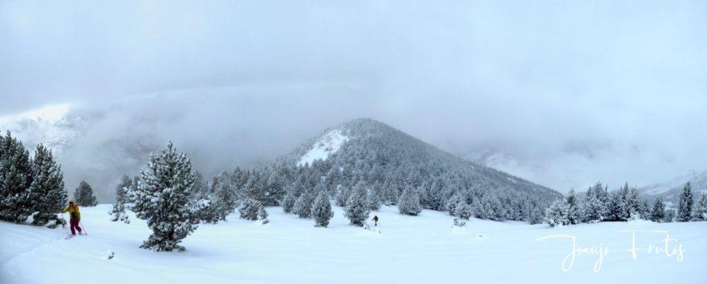 Panorama 4 1024x412 - Inauguramos temporada en Cerler 2019-20120 skimo.