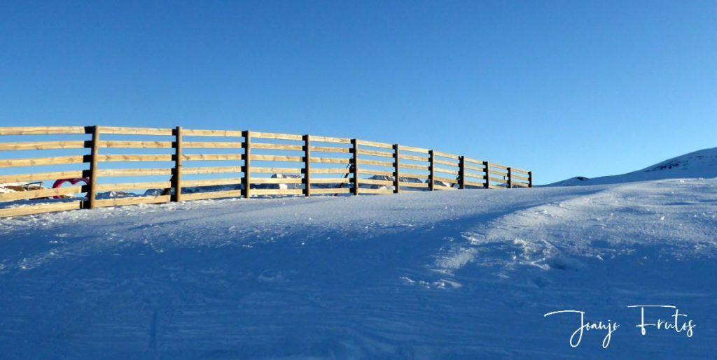 P1310075 1024x515 - El Puente de la nieve en Cerler.
