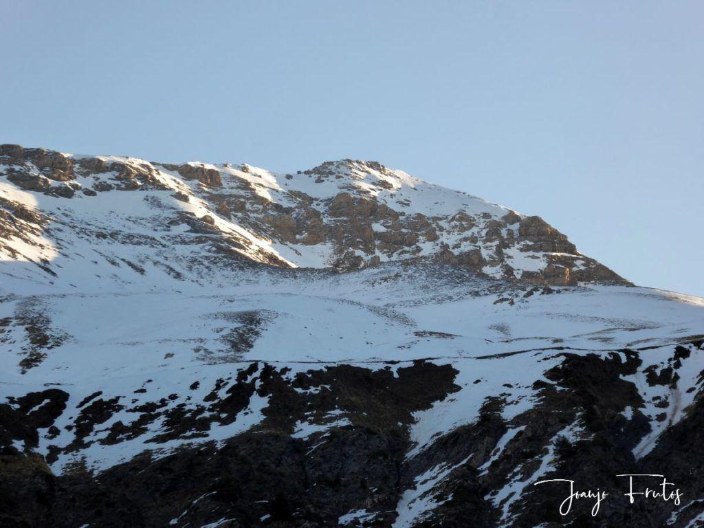 P1310085 1024x768 - El Puente de la nieve en Cerler.