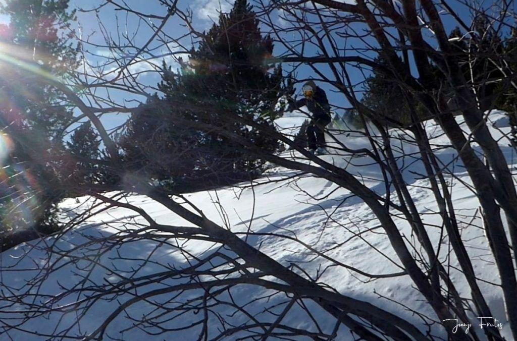 Captura de pantalla 2020 01 19 a las 15.17.14 1024x676 - Y llegó la primera nevada del 2020 en Cerler (Valle de Benasque)