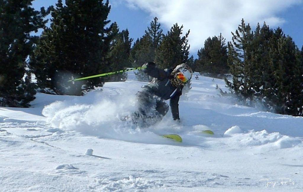Captura de pantalla 2020 01 19 a las 15.21.14 1024x650 - Y llegó la primera nevada del 2020 en Cerler (Valle de Benasque)
