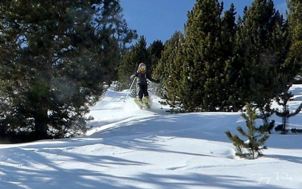 Captura de pantalla 2020 01 19 a las 15.23.44 1024x641 - Y llegó la primera nevada del 2020 en Cerler (Valle de Benasque)