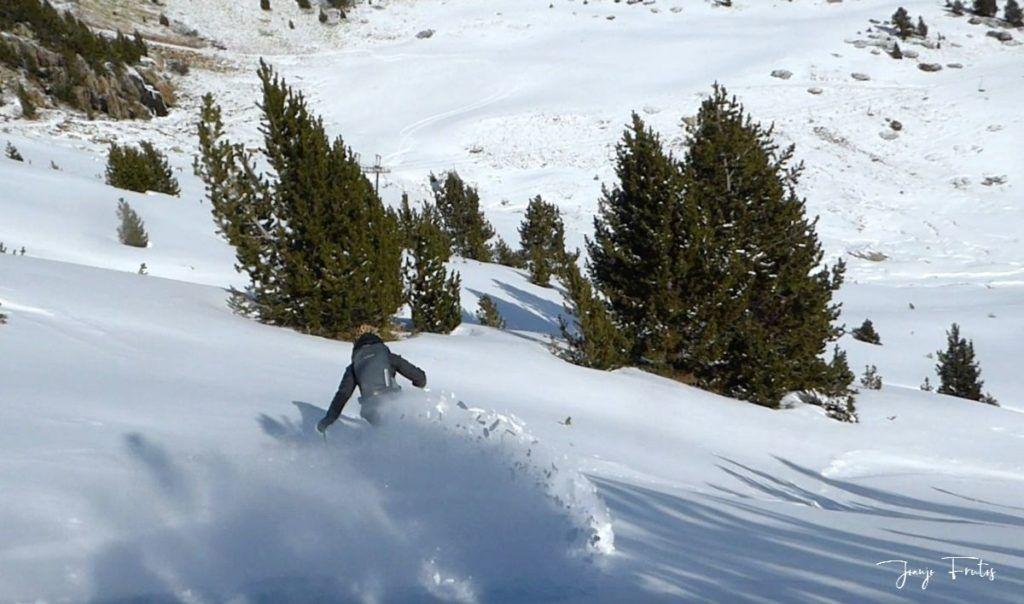 Captura de pantalla 2020 01 19 a las 15.25.38 1024x604 - Y llegó la primera nevada del 2020 en Cerler (Valle de Benasque)