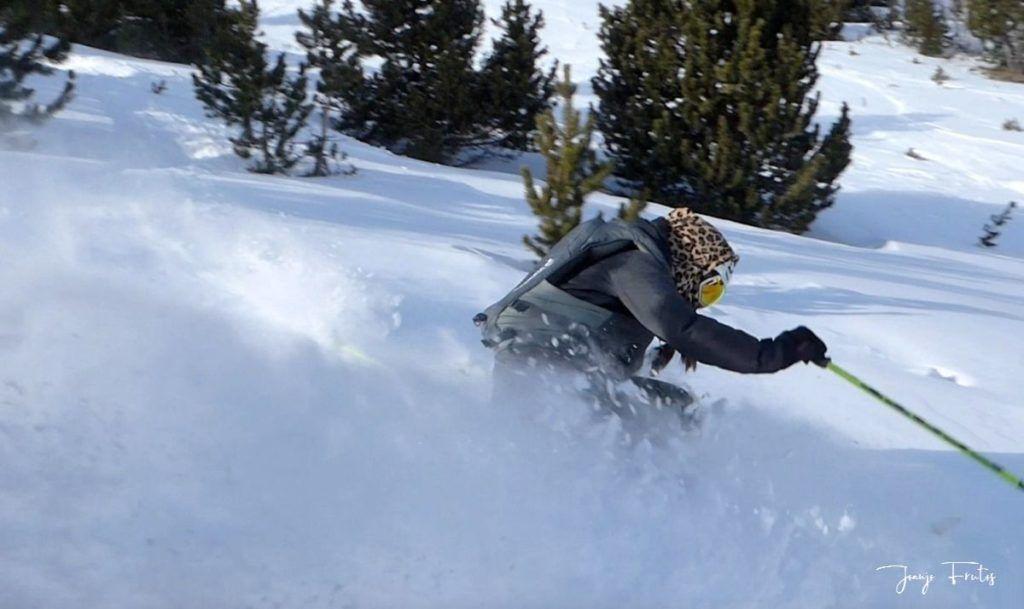 Captura de pantalla 2020 01 19 a las 15.28.05 1024x609 - Y llegó la primera nevada del 2020 en Cerler (Valle de Benasque)
