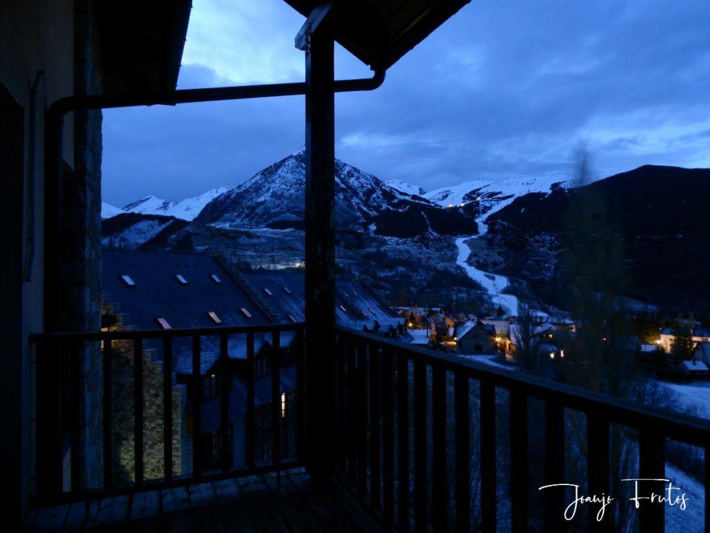 P1310237 1024x768 - Por fin vuelve el frio y la nieve a Cerler.