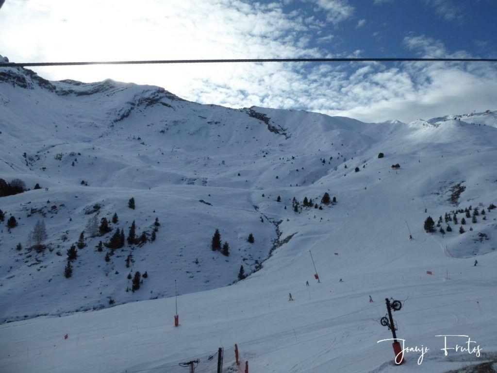 P1310338 1024x768 - Y nevó, poco pero seguiremos esperando en Cerler.
