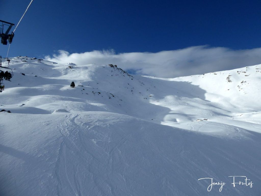 P1310340 1024x768 - Y nevó, poco pero seguiremos esperando en Cerler.