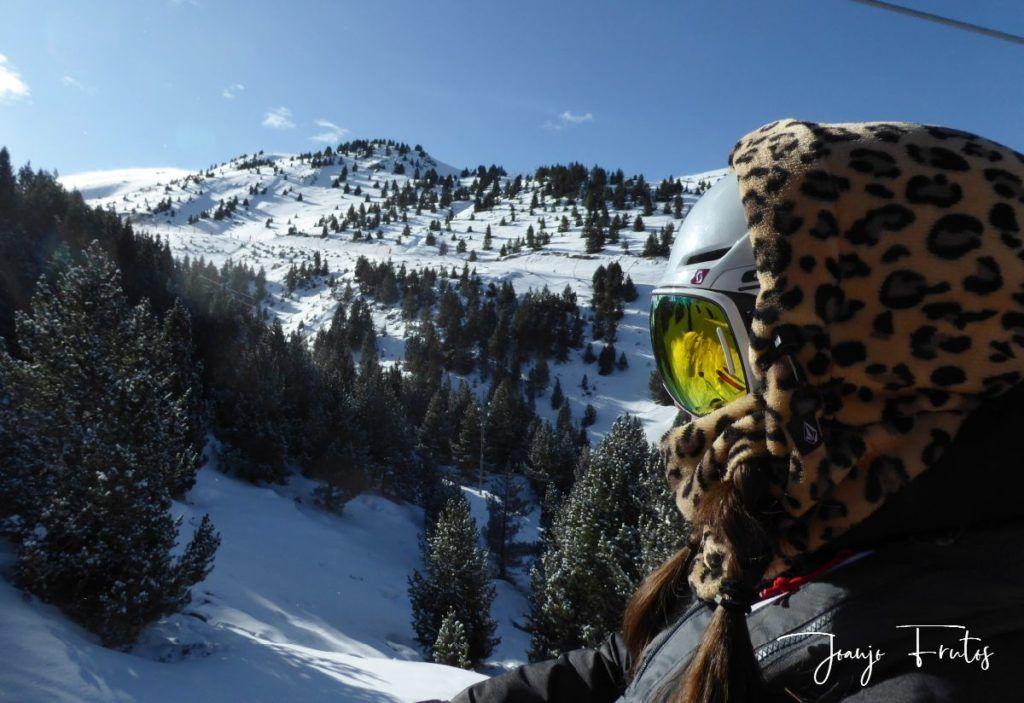 P1310353 1024x703 - Y llegó la primera nevada del 2020 en Cerler (Valle de Benasque)