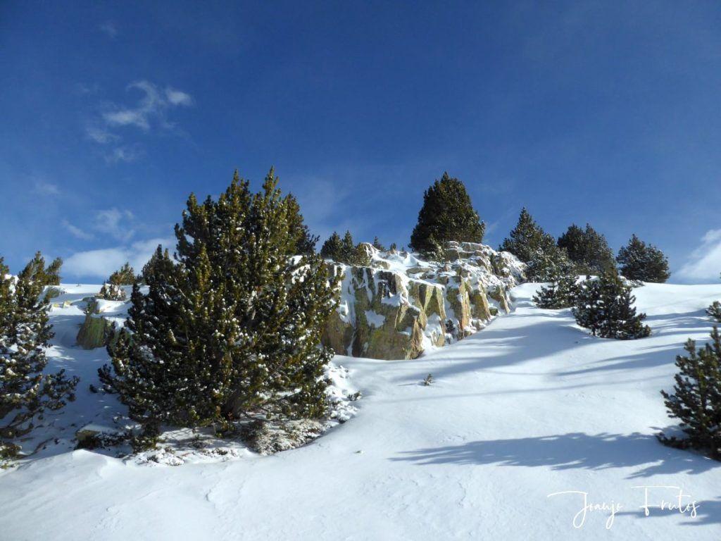 P1310356 1024x768 - Y llegó la primera nevada del 2020 en Cerler (Valle de Benasque)