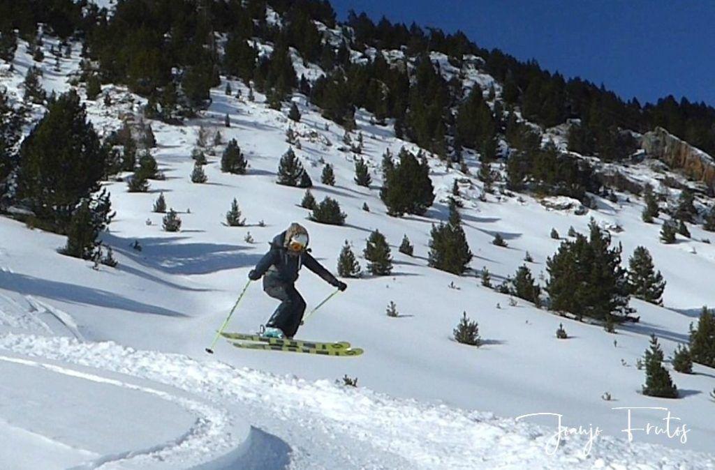 P1310369 1024x674 - Y llegó la primera nevada del 2020 en Cerler (Valle de Benasque)