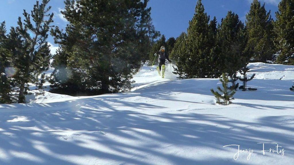 P1310371 1024x576 - Y llegó la primera nevada del 2020 en Cerler (Valle de Benasque)