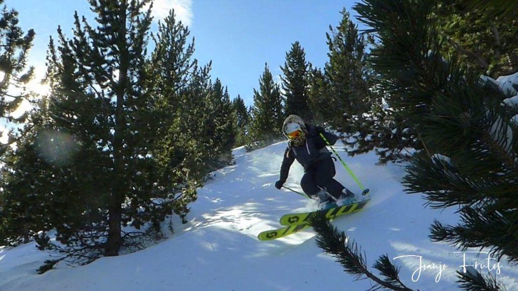 P1310378 1024x576 - Y llegó la primera nevada del 2020 en Cerler (Valle de Benasque)