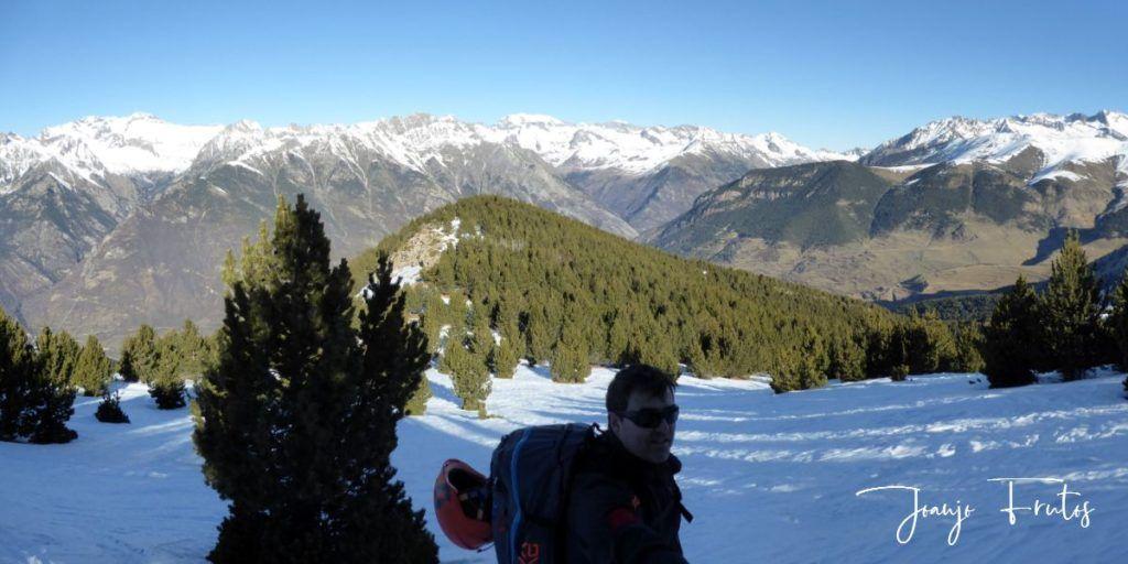 Panorama 2 1024x512 - Skimo light por Cerler ...