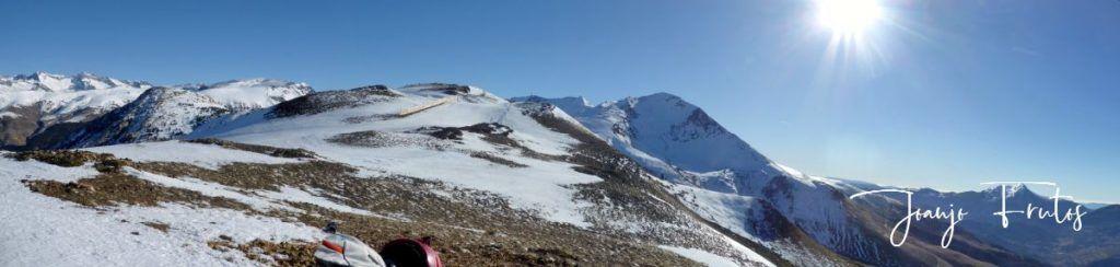 Panorama 4 1024x244 - Skimo light por Cerler ...