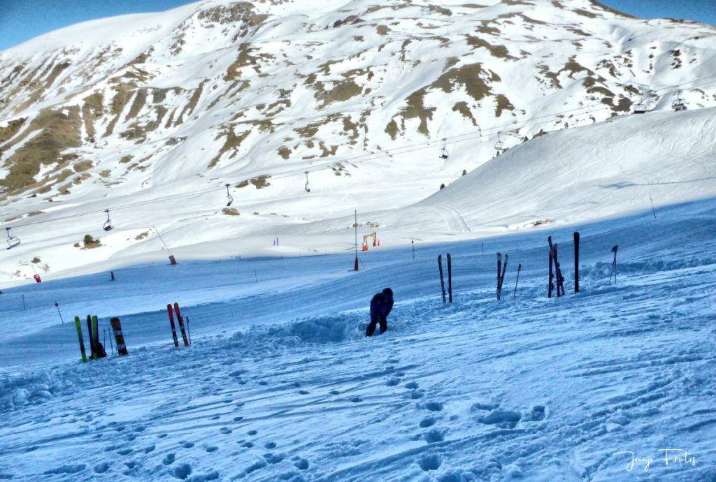 P1310697 fhdr 001 1024x690 - Curso formación rescate en caso de alud de nieve.