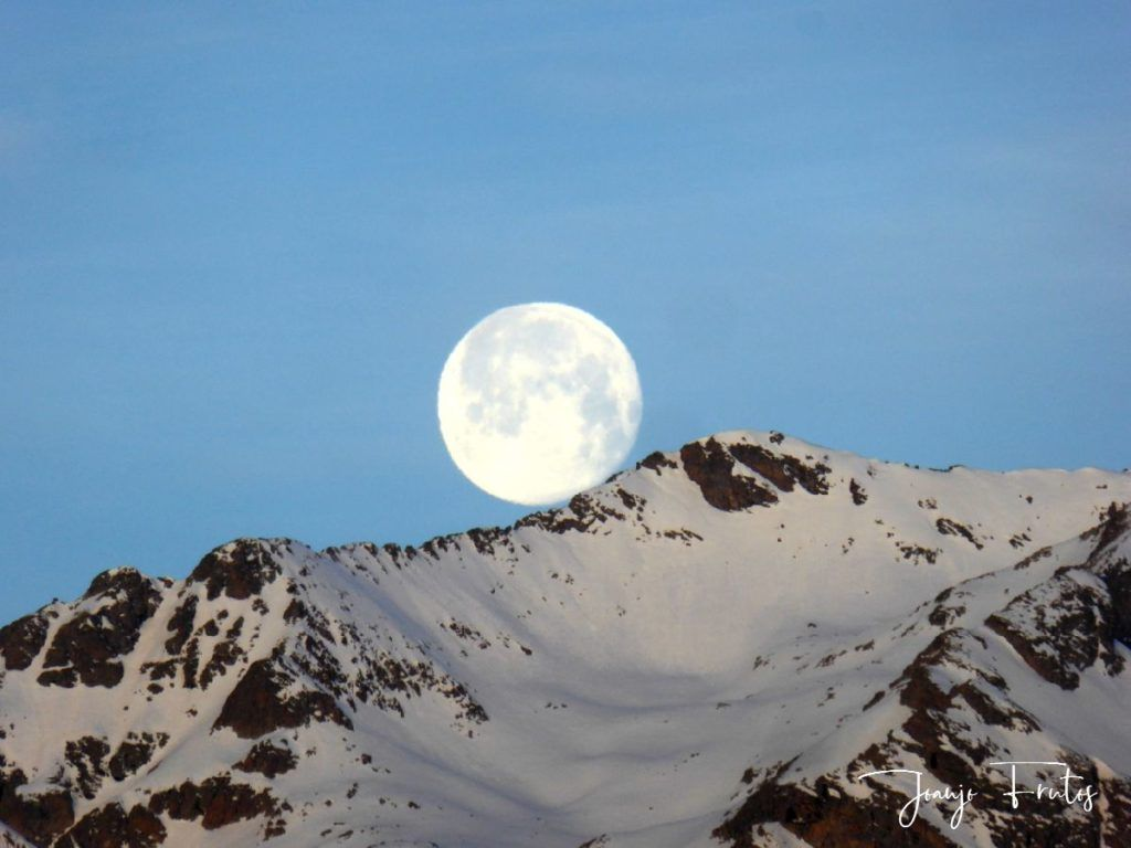 P1310727 1024x768 - Otra Luna llena en Cerler ...