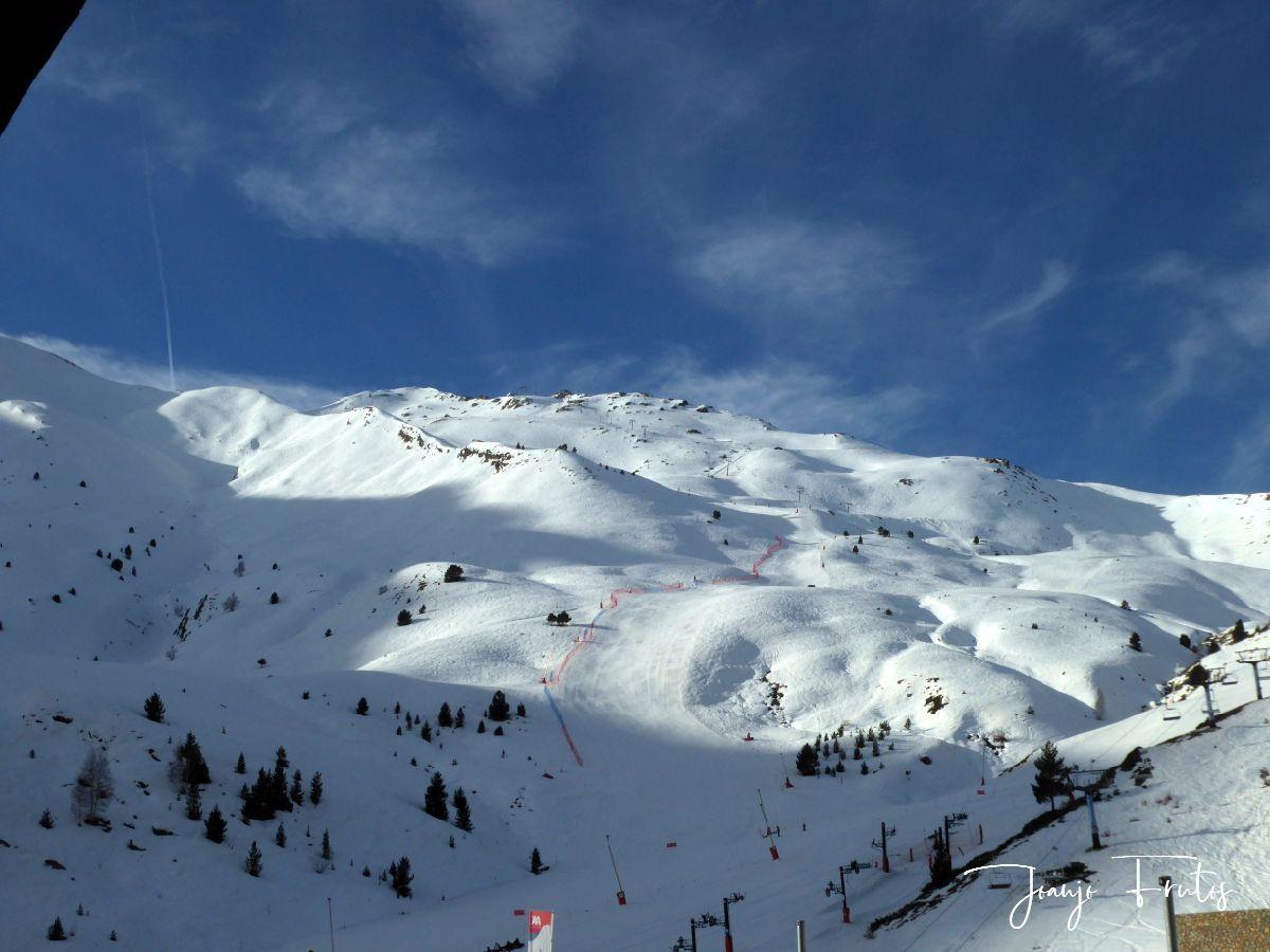 P1310736 - Rozando los 80 días esquiados ya en Cerler ...