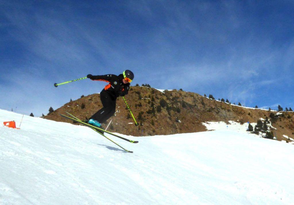 P1310743 1024x713 - Rozando los 80 días esquiados ya en Cerler ...
