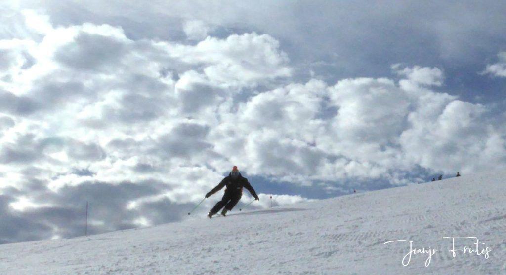 P1310759 1024x558 - Rozando los 80 días esquiados ya en Cerler ...