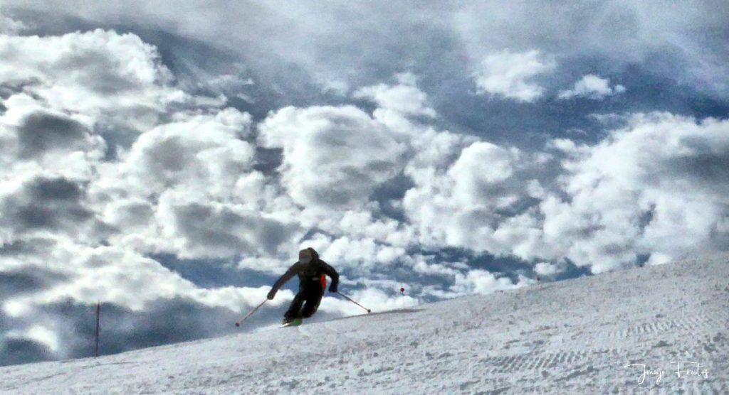 P1310767 fhdr 001 1024x556 - Rozando los 80 días esquiados ya en Cerler ...