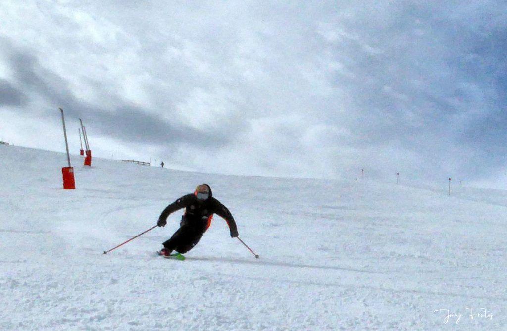 P1310781 fhdr 1024x669 - Rozando los 80 días esquiados ya en Cerler ...
