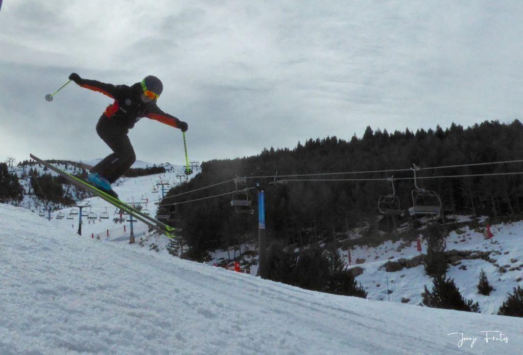 P1310796 fhdr 1024x696 - Rozando los 80 días esquiados ya en Cerler ...