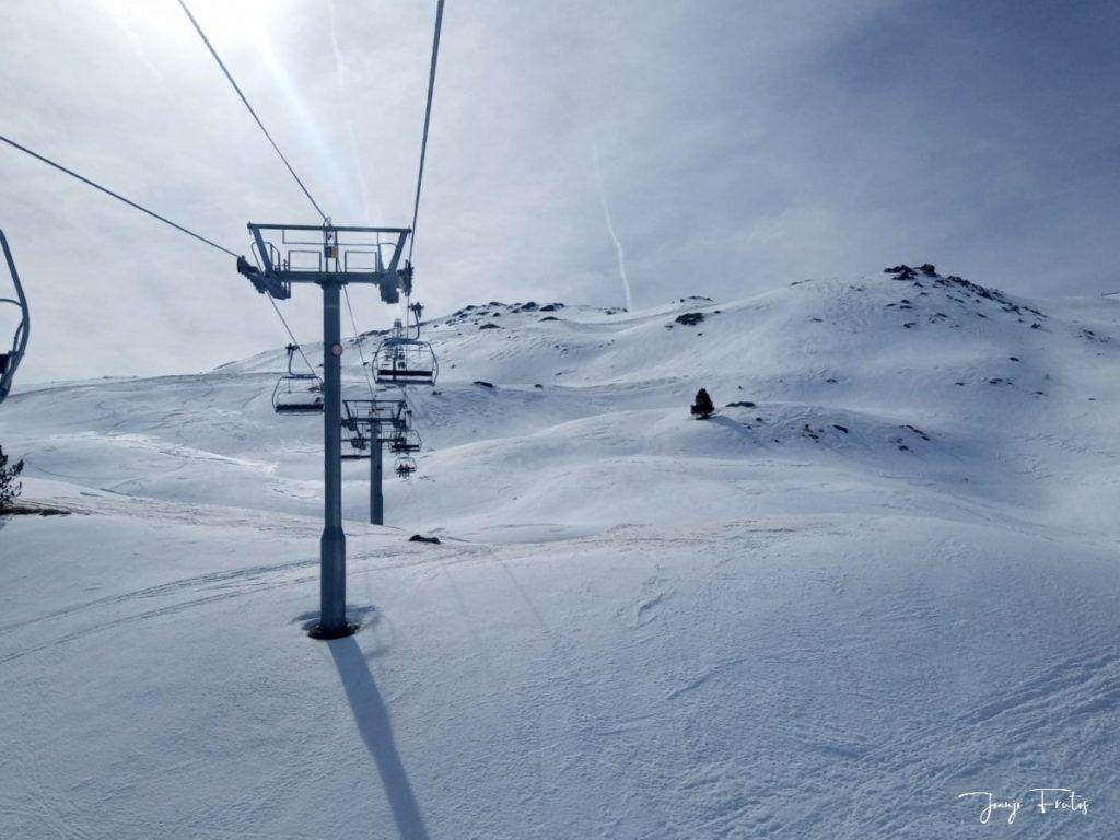 """IMG 20200310 125851 1024x768 - Nieve húmeda y """"disfrutona"""" en Cerler."""