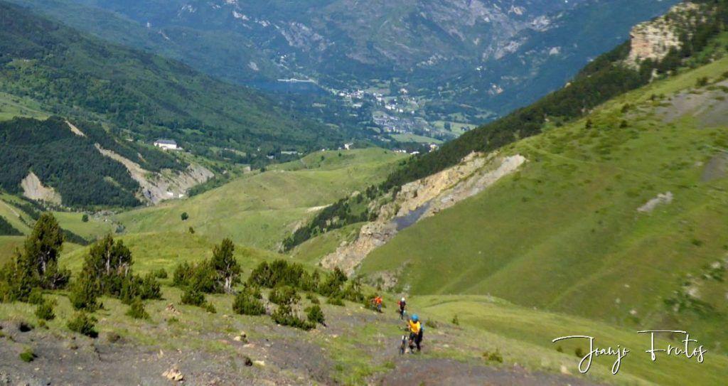 P1330754 1024x543 - Estibafreda pedaleando con vistas.