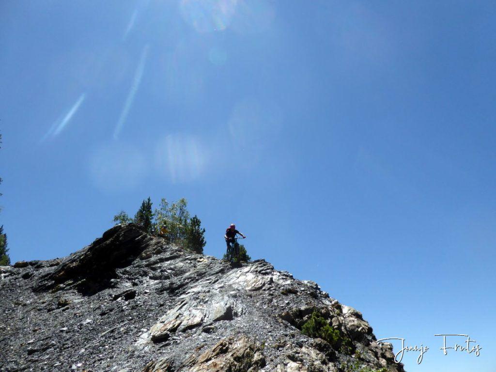 P1330780 1024x768 - Estibafreda pedaleando con vistas.