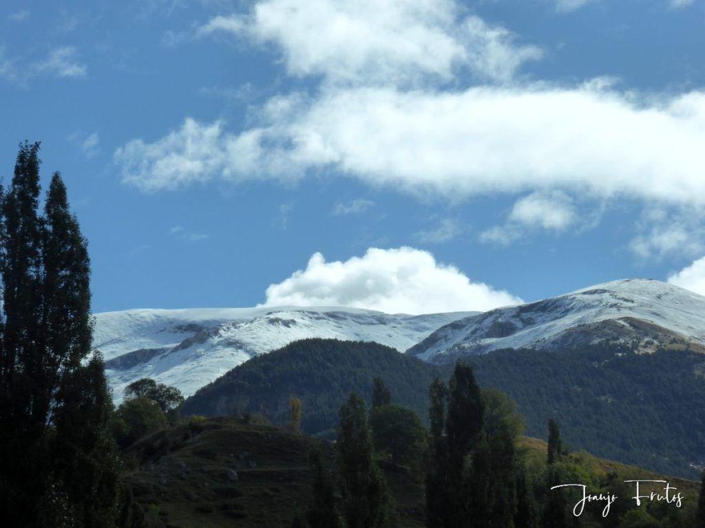 P1350121 1024x768 - La nieve se fundirá pero Cerler tiene estas vistas.