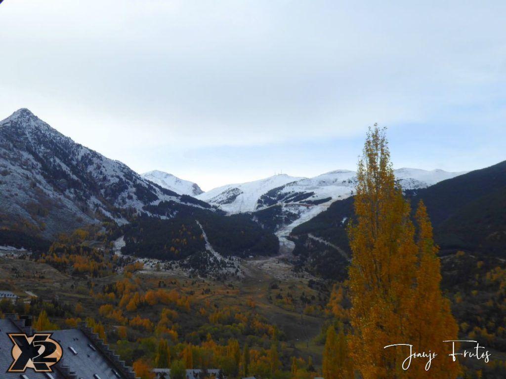 P1350700 1024x768 - Y otra nevada en Cerler y Valle de Benasque.