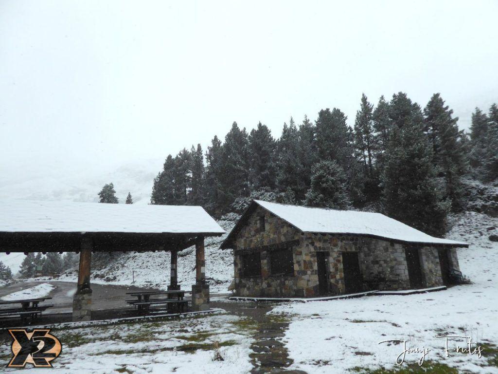 P1350703 1024x768 - Y otra nevada en Cerler y Valle de Benasque.