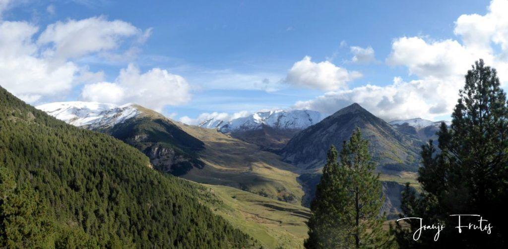 Panorama 2 1024x503 - La nieve se fundirá pero Cerler tiene estas vistas.