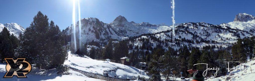 Panorama 3 1024x325 - La Besurta nevada en octubre.