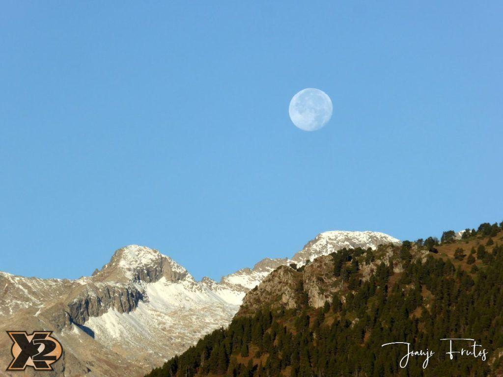 P1350789 1024x768 - Hojas de otoño con Luna Llena.